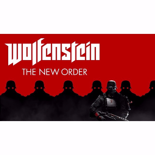 Wolfenstein: The New Order Steam Key GLOBAL / By キムです Perfect Deal