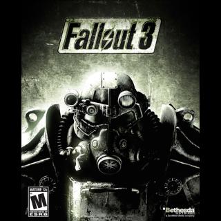 Fallout 3 Steam Key