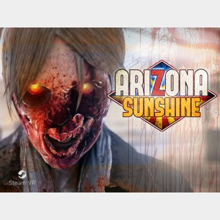 Arizona Sunshine Steam Key Global