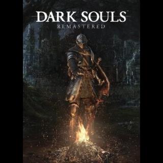 DARK SOULS™: REMASTERED Steam Key Global