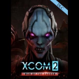 XCOM 2: War of the Chosen DLC Steam Key EUROPE