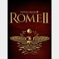 Total War: ROME II - Emperor Edition Steam Key GLOBAL