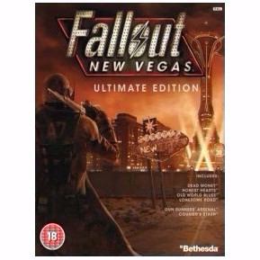 Fallout New Vegas Ultimate Edition STEAM KEY GLOBAL