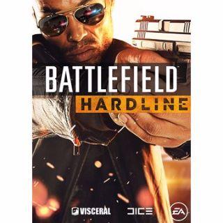 BATTLEFIELD HARDLINE ORIGIN CD KEY