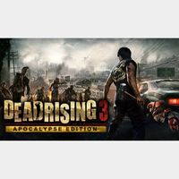 Dead Rising 3 Apocalypse Edition - Full game Steam Key