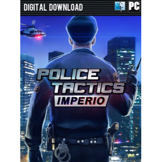 Police Tactics: Imperio Steam CD Key Global