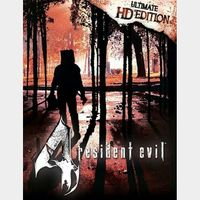Resident Evil 4 - Ultimate HD Edition Steam Key GLOBAL