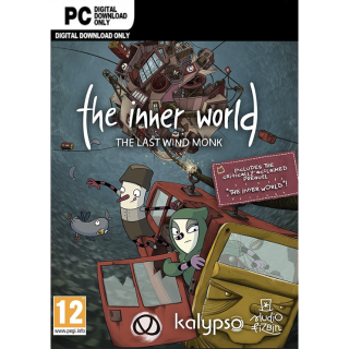 The Inner World - The Last Wind Monk Steam Key