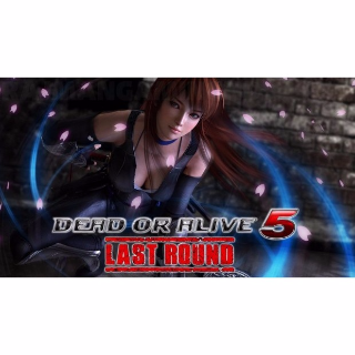 DEAD OR ALIVE 5 LAST ROUND STEAM CD KEY