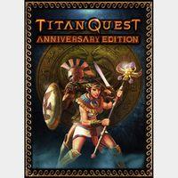 Titan Quest Anniversary Edition Steam Key