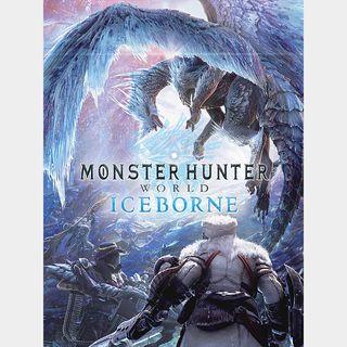 Monster Hunter World: Iceborne Steam Key GLOBAL