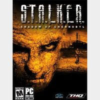 S.T.A.L.K.E.R. Shadow of Chernobyl Steam Key GLOBAL