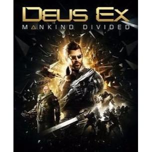 DEUS EX: MANKIND DIVIDED STEAM CD KEY