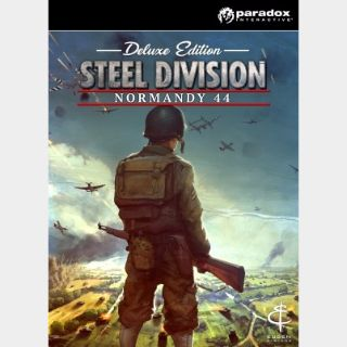 Steel Division: Normandy 44 Steam CD Key Global