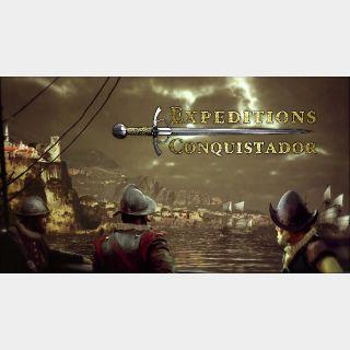 Expeditions: Conquistador Steam Key