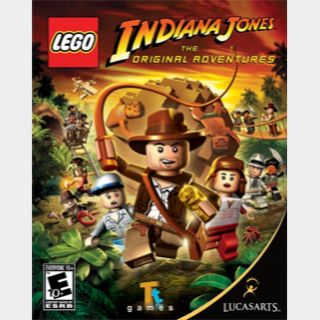 LEGO Indiana Jones: The Original Adventures Steam Key