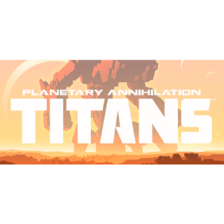 Planetary Annihilation: TITANS Steam Key