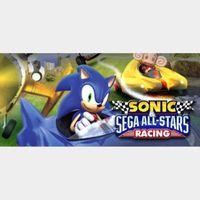 Sonic & SEGA All-Stars Racing - Full game Steam Key