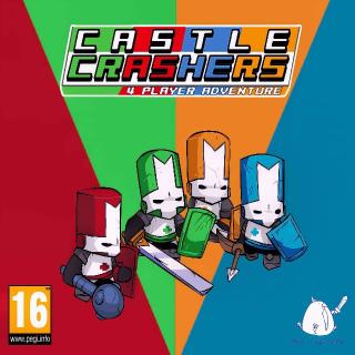 CASTLE CRASHERS STEAM GIFT