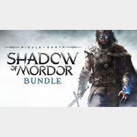 Middle-earth: Shadow of Mordor Bundle Steam Key Global