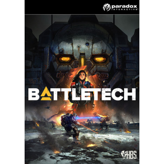 Battletech PC STEAM CD KEY