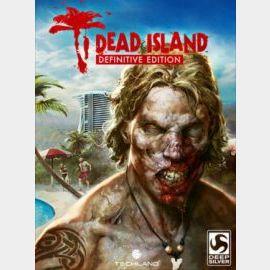 Dead Island Definitive Edition Steam Key GLOBAL