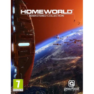 Homeworld Remastered Collection STEAM CD-KEY GLOBAL