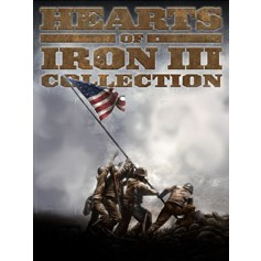 Hearts of Iron III Full Collection 2014 Steam Key