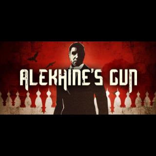 Alekhine's Gun Steam CD Key