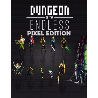 Dungeon of the Endless - Pixel Edition CD Key GLOBAL