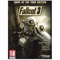 Fallout 3: Game of the Year Edition Steam Key