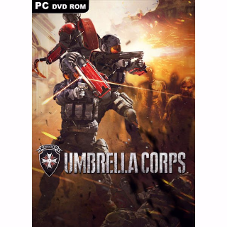 UMBRELLA CORPS STANDARD EDITION STEAM CD KEY GLOBAL