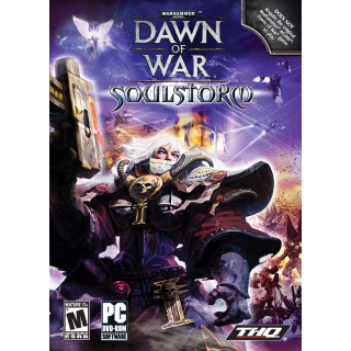 Warhammer 40,000: Dawn of War - Soulstorm Steam CD Key Global
