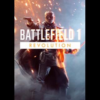Battlefield 1 Revolution Edition Origin Key