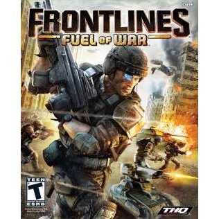 Frontlines: Fuel of War Steam Key