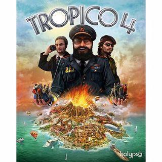 Tropico 4 Steam CD Key GLOBAL