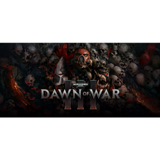 Warhammer 40,000: Dawn of War III Steam CD Key Global