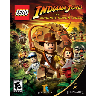 Lego Indiana Jones The Original Adventures Steam Key Steam