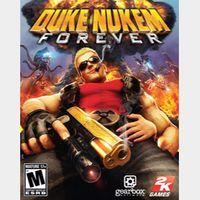 Duke Nukem Forever Steam Key