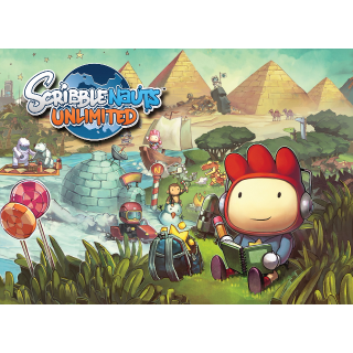 Scribblenauts Unlimited Steam Key