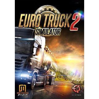 EURO TRUCK SIMULATOR 2 STEAM CD KEY GLOBAL