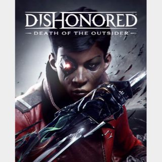 Dishonored: Death of the Outsider Steam Key