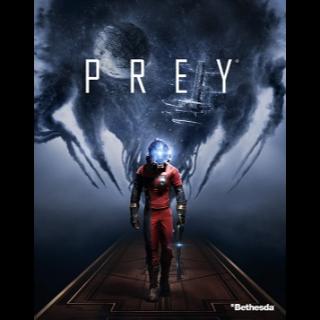 Prey (2017) + Cosmonaut Shotgun Pack DLC Steam Key