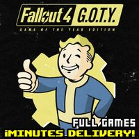 Fallout 4: Game of the Year Edition Steam Key Global - Fallout 4 GOTY