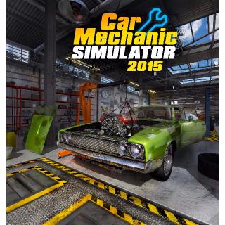 Car Mechanic Simulator 2015 Steam Key