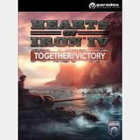 Hearts of Iron IV: Death or Dishonor Steam Key GLOBAL
