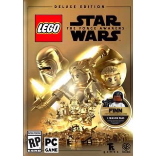LEGO Star Wars: The Force Awakens - Deluxe Edition Steam Key