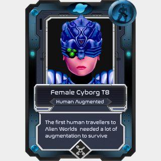 Female Cyborg T8