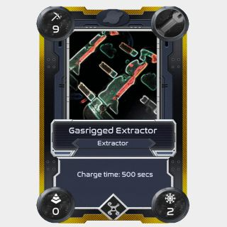 Gasrigged Extractor