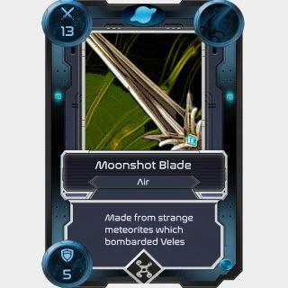 Moonshot Blade